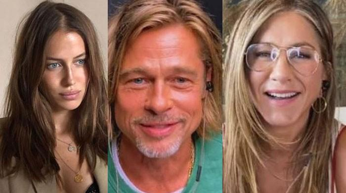 Nicole Poturalski in trouble after Brad Pitt and Jennifer Aniston's reunion