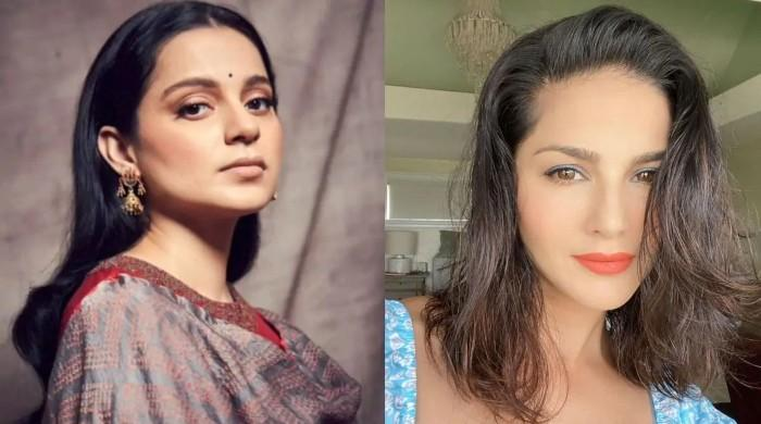 Sunny Leone takes a jibe at Kangana Ranaut with cryptic post