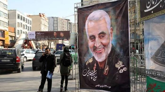 Iran's Guards vow Soleimani's revenge will target only 'those involved'