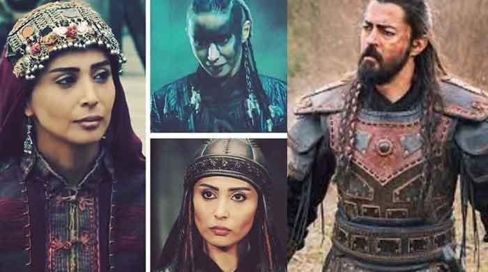 Diriliş: Ertuğrul: Meet Gonul Nagiyeva who played Noyan's sister