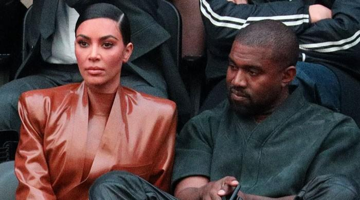 Kim Kardashian claims COVID-19 is responsible for Kanye West's mental health