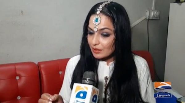 Meera claims she is a victim of witchcraft