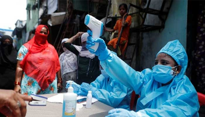Over 93337 coronavirus cases take India tally across 5.3 million