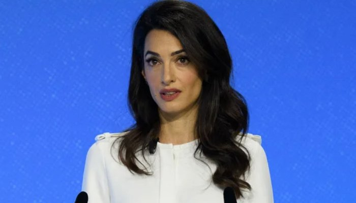 Amal Clooney quits UK envoy role over `lamentable` international law breach