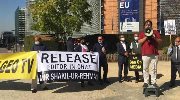 Journalists, intellectuals and political workers demand Mir Shakil-ur-Rahman's release