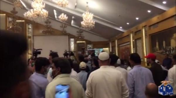 Chaos erupts in NEPRA's public hearing against K-Electric