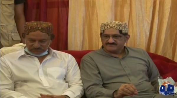 Centre is not doing its job, nor is it allowing the provinces to do theirs: CM Shah