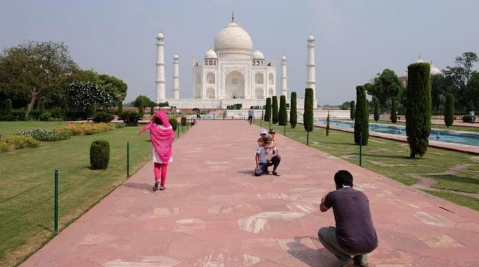 Taj Mahal reopens for tourists after six months despite rising virus cases in India
