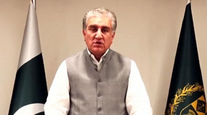 Kashmir, Palestine disputes UN's most glaring, long-standing failures: FM Qureshi