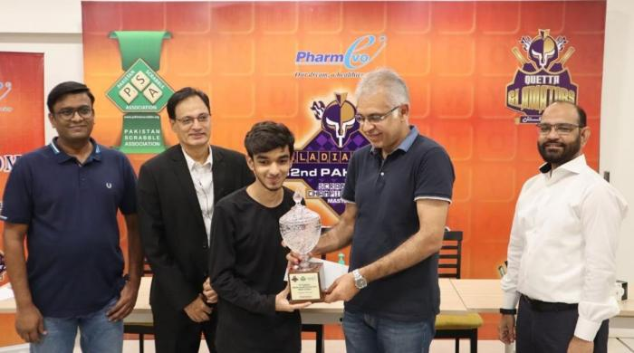 14-year-old becomes youngest national champion in Pakistan scrabble history