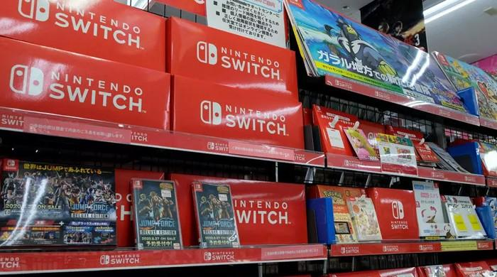 French group files 'planned obsolescence' claim against Nintendo's Switch console