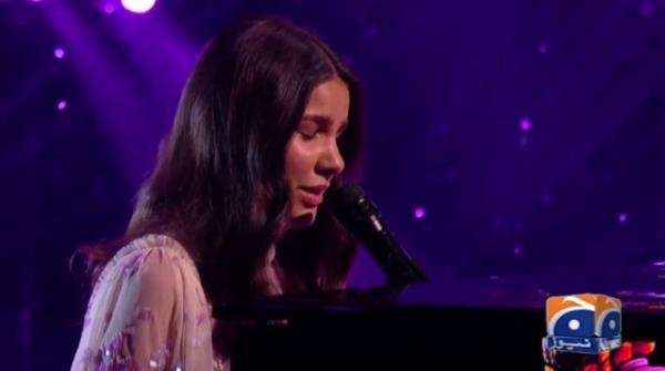 �Magical� Sirine Jahangir wins millions of hearts with emotional performance