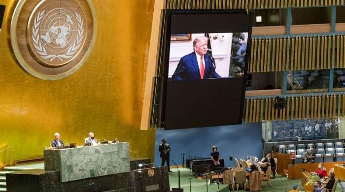 Trump accuses China for unleashing 'plague' in UNGA address