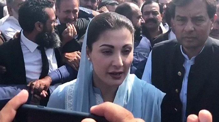 No representative of Nawaz Sharif met the army chief, says Maryam
