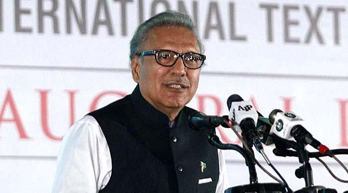 President Alvi gives nod to GB general polls on Nov 15