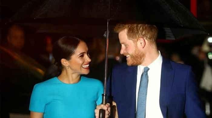Piers Morgan says Meghan Markle, Prince Harry's remarks about US election unacceptable