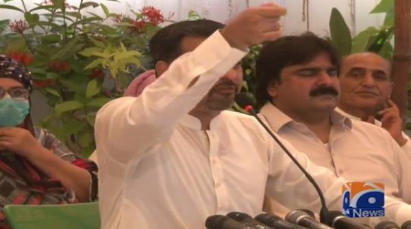 PSP chairman Syed Mustafa Kamal says Baldia Factory Fire case's sole witness is a drug addict