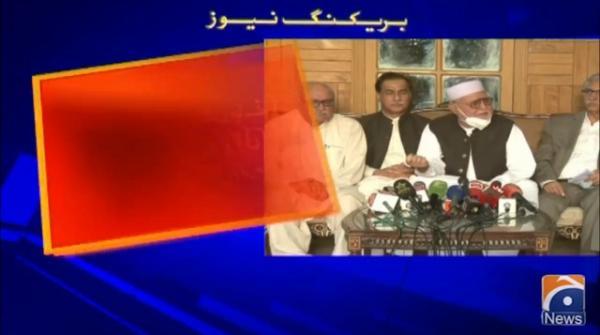 NAB did not take into account Maulana Fazlur Rehman's stature: Akram Khan Durrani