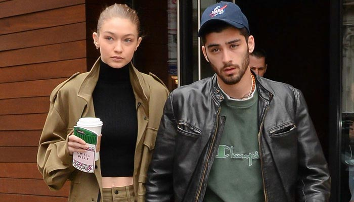 Zayn Malik and Gigi Hadid share baby joy