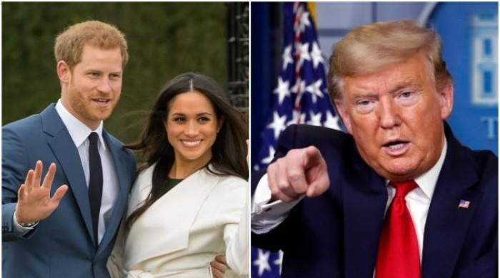 Donald Trump reacts strongly to Prince Harry, Meghan Markle's censure: 'I'm not a fan of her'