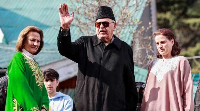 At the moment, Kashmiris would rather be ruled by China than India: Farooq Abdullah