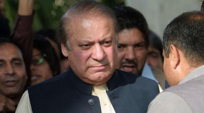 Nawaz prohibits PML-N members from meeting military, agencies' representatives in future