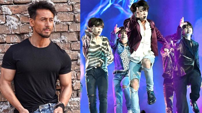 Tiger Shroff gushes over new single 'Dynamite' by BTS