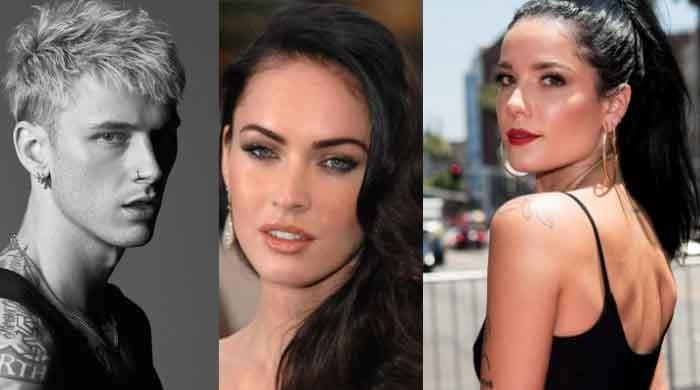 Halsey, Machine Gun Kelly pictures that will make Megan Fox green with envy
