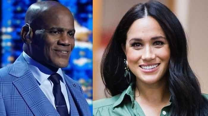 Meghan Markle sent video message to a man who was wrongfully convicted