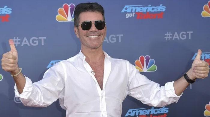 Simon Cowell has 'taken some steps' after bike accident recovery