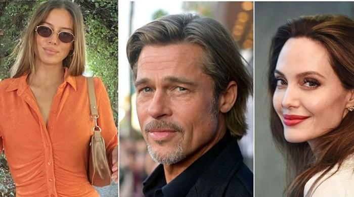 Does Brad Pitt's new girlfriend Nicole Poturalski hate Angelina Jolie?