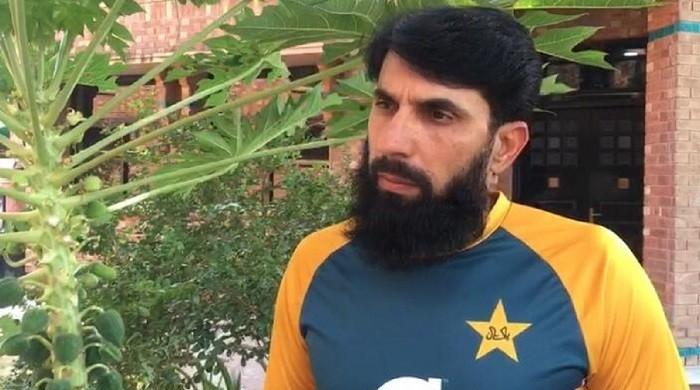 Pakistan coach Misbah sees no need for major changes for Zimbabwe series