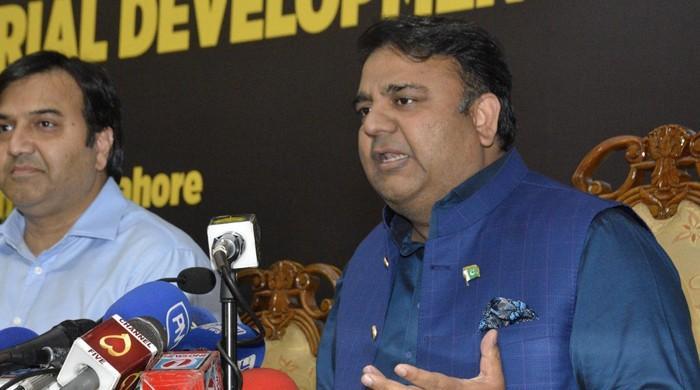 Nawaz's 'language' similar to MQM's Altaf: Fawad Chaudhry