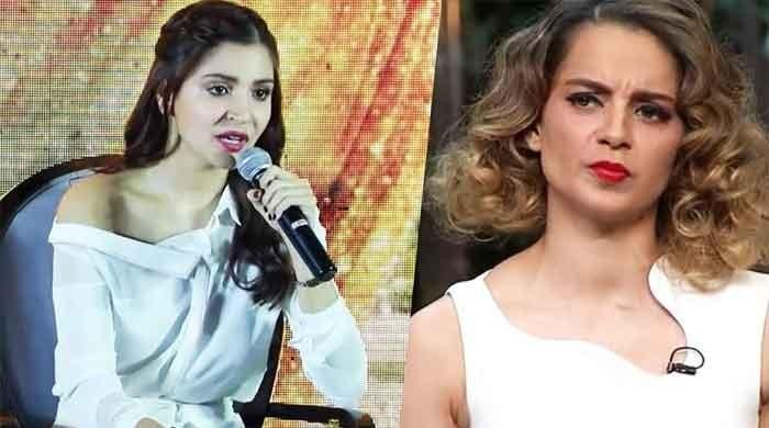 Kangana Ranaut reacts to Anushka Sharma, Sunil Gavaskar controversy