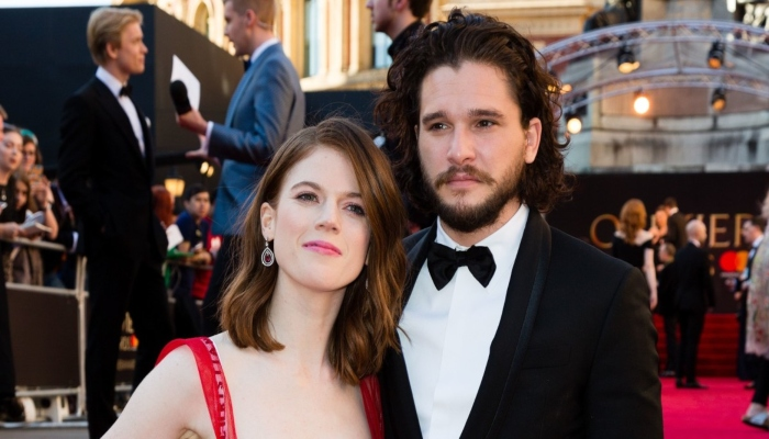 GoT stars Kit Harington, Rose Leslie expecting first child together