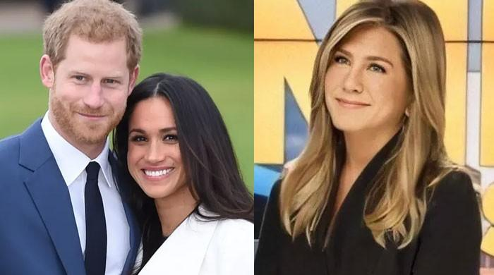 Meghan Markle, Prince Harry's debut Instagram record was shattered by Jennifer Aniston
