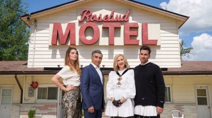 The actual 'Schitt's Creek' motel can now be yours