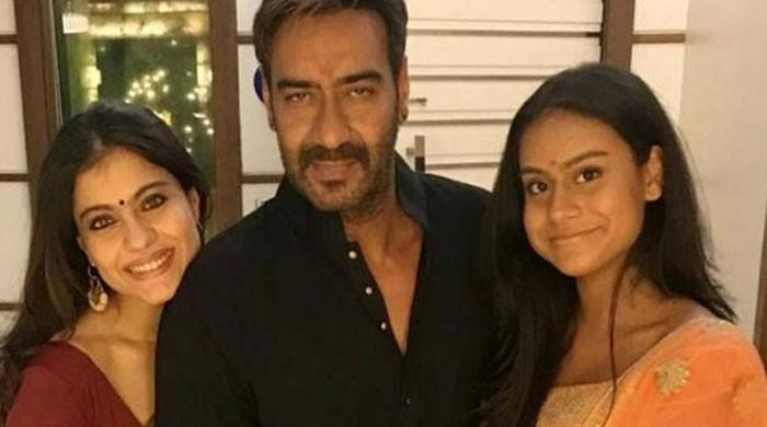 Ajay Devgn, Kajol send love to Nysa on Daughters Day