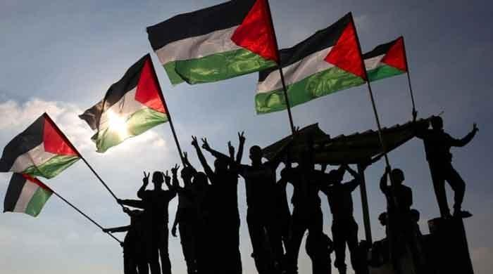 Palestinian govt thanks PM Imran Khan for 'strong rhetoric' during UNGA address