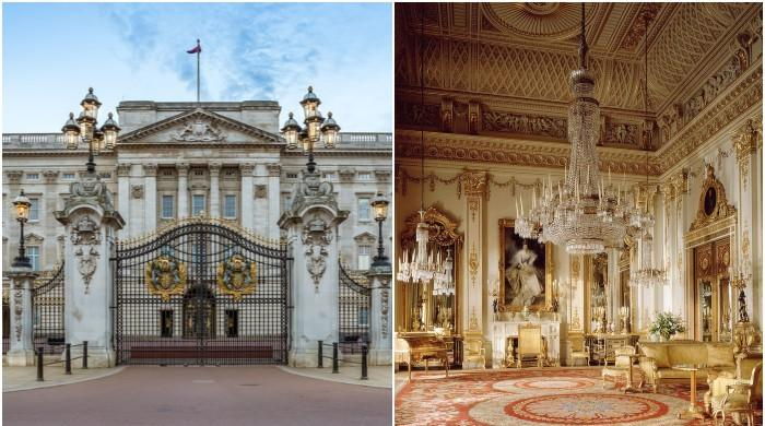 How much would Buckingham Palace sell for if it ever hits the market?