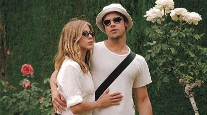 Brad Pitt and Jennifer Aniston were supposed to play Jack and Rose in 'Titanic'