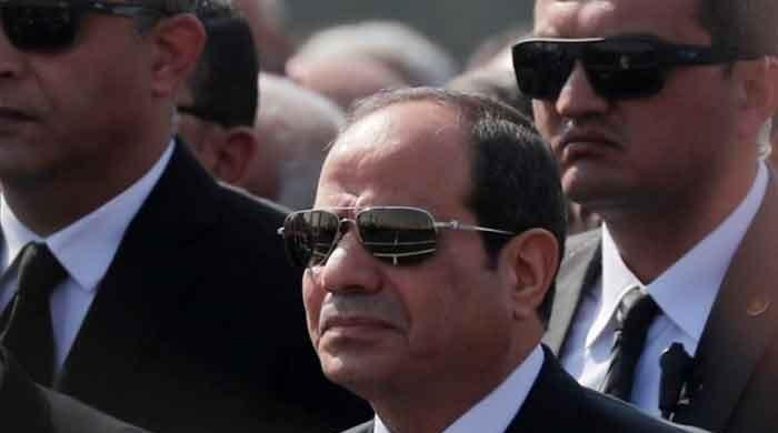Sisi warns against bid to bring instability in Egypt after anti-govt protests