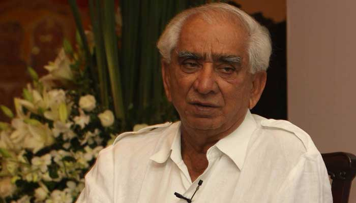 Former union minister Jaswant Singh dies
