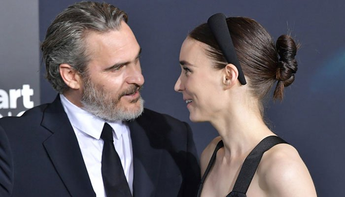 Joaquin Phoenix & Rooney Mara Name Firstborn Son After River Phoenix