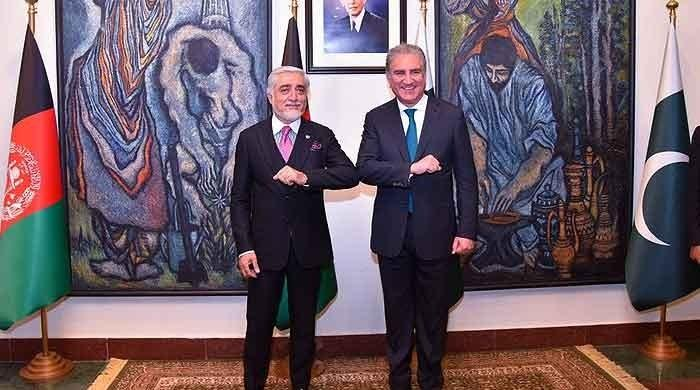 FM Qureshi says Afghan Peace Process needs 'serious efforts' to move forward