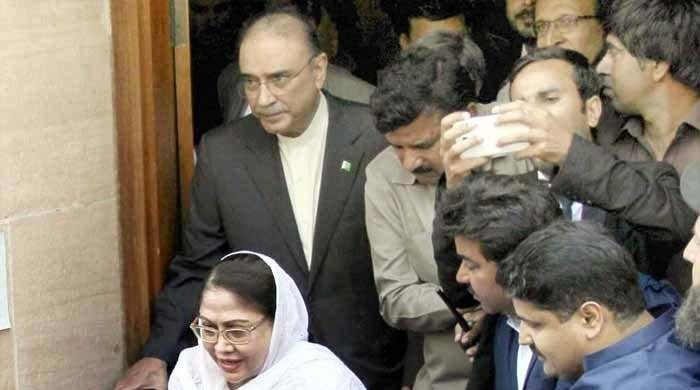Asif Zardari, Faryal Talpur indicted in mega money-laundering case