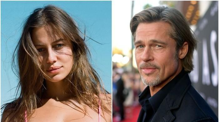 Brad Pitt's girlfriend Nicole Poturalski sparks pregnancy rumours with 'great parenting' tips