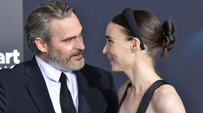 Joaquin Phoenix names infant son 'River' after beloved deceased family member