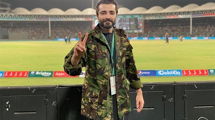 Hamza Ali Abbasi announces his return to acting after a long break