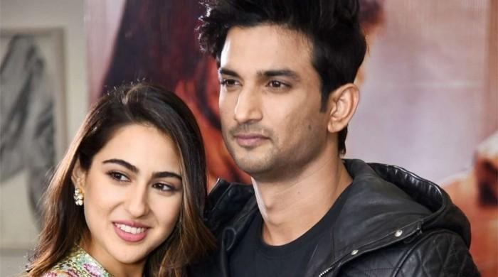 Sara Ali Khan confesses she was in a relationship with Sushant Singh Rajput